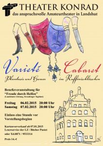 Varieté & Cabaret 2015