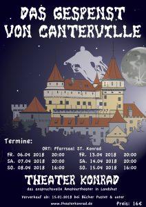 Das Gespenst von Canterville 2018